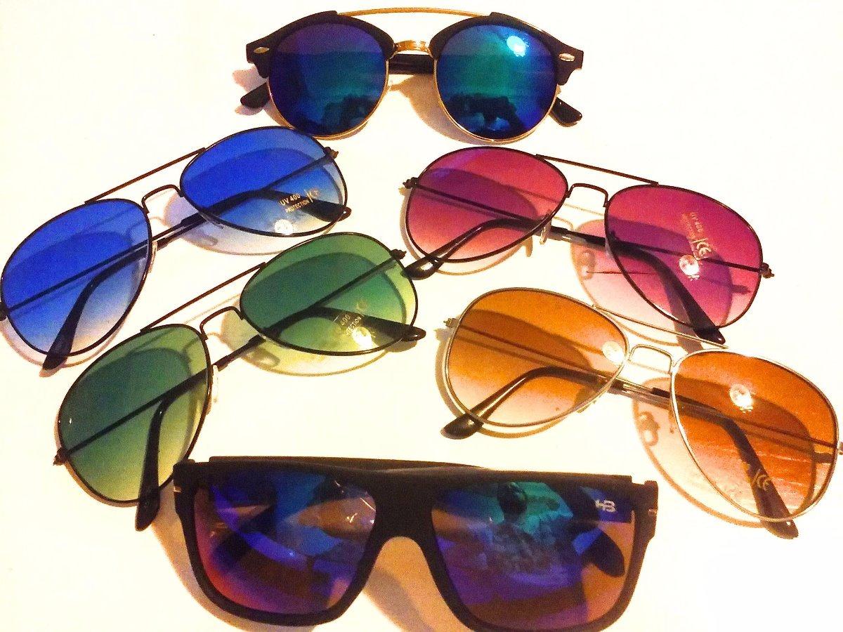 Gafas Lentes Sol X Mayor 15 Unidades Surtidas Ideal Reventa ...