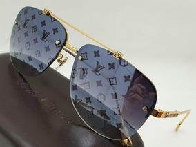 outlet(mk) Moda precio bajo Gafas Louis Vuitton Hombre Y Mujer Original