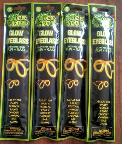 gafas luminosas neon glow fiesta neon importado