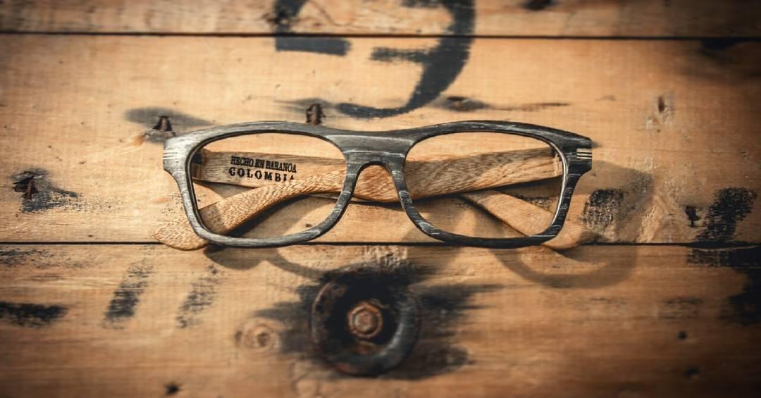 694f6804ba Gafas Madera Calumma Lentes Sol Madera Personalizadas - $ 169.000 en ...