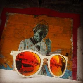 b5e6098b68 Marco Tallado En Madera - Gafas en Mercado Libre Colombia
