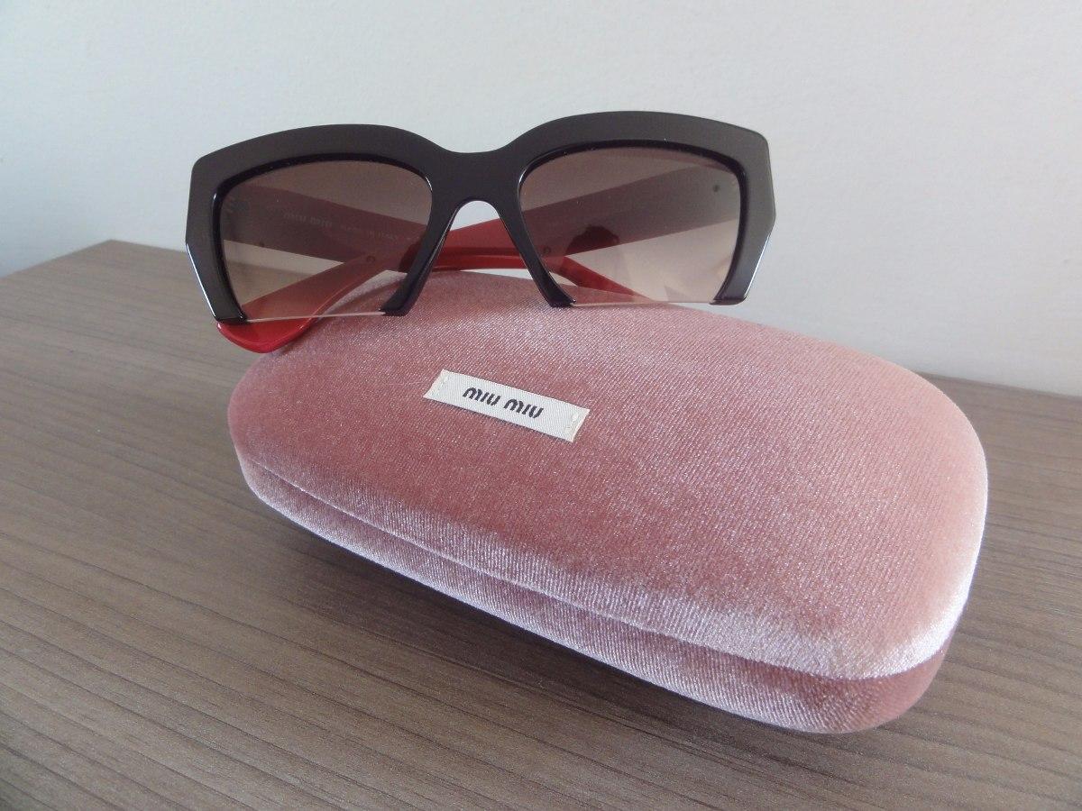 16a4aef15bd0 gafas miu miu 110s rosa gris originales se escuchan ofertas. Cargando zoom.