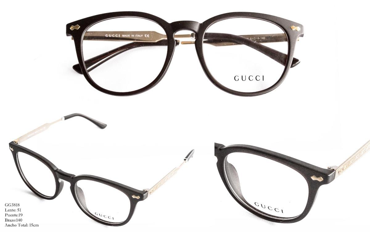 5ebf2d3f783d6 Gafas montura lentes óptica marco para mujer gucci envio cargando zoom jpg  1200x752 Lentes gucci para