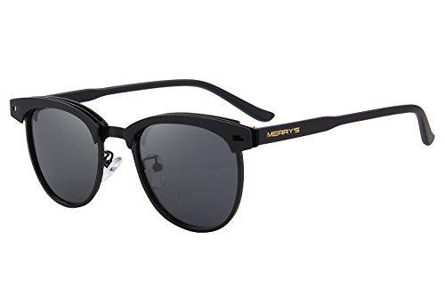 Merry\'s Gafas De Sol Sin Montura Semi Sin Montura Mujer H ...