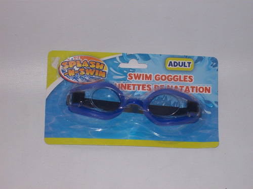 gafas natacion adulto splash n swim