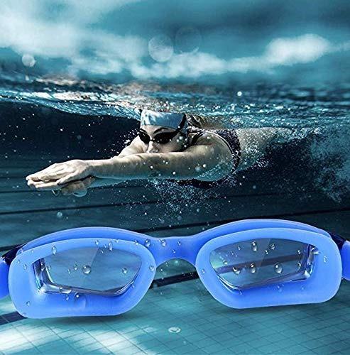 b73cedd6daac Gafas Natación Uv Anti-niebla Con Auriculares Y Envio Gratis