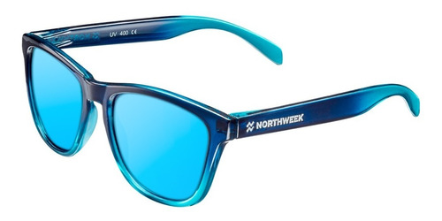 gafas northweek gradiant bright blue- ice blue hombre mujer