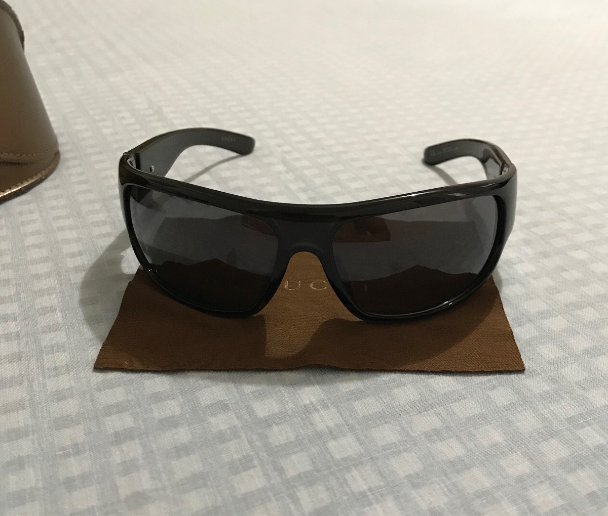 41b076df63 Gafas O Lentes Gucci De Caballero Originales - $ 200.000 en Mercado ...