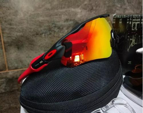 gafas oakley ciclismo radar fotocromatico red ruta mtb