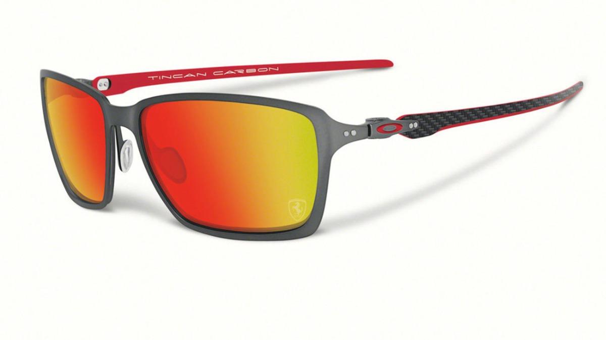 Gafas Oakley Ferrari Tincan Carbon 100% Originales No Dudar - S/ 920 ...