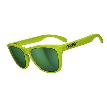 Gafas Oakley Frogskins Aspen Lente Verde Marco Verde - $ 662.800 en ...