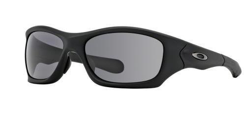 Gafas Oakley Mens Pit Bull Matte Black Warm Grey One Size