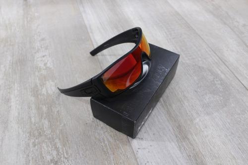 gafas oakley originales batwolf  oo9101-38  marco negro