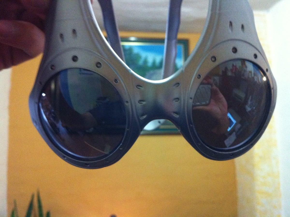 Gafas Oakley Over The Top (descontinuadas Juliet, Romeo, Xx) - U$S ...