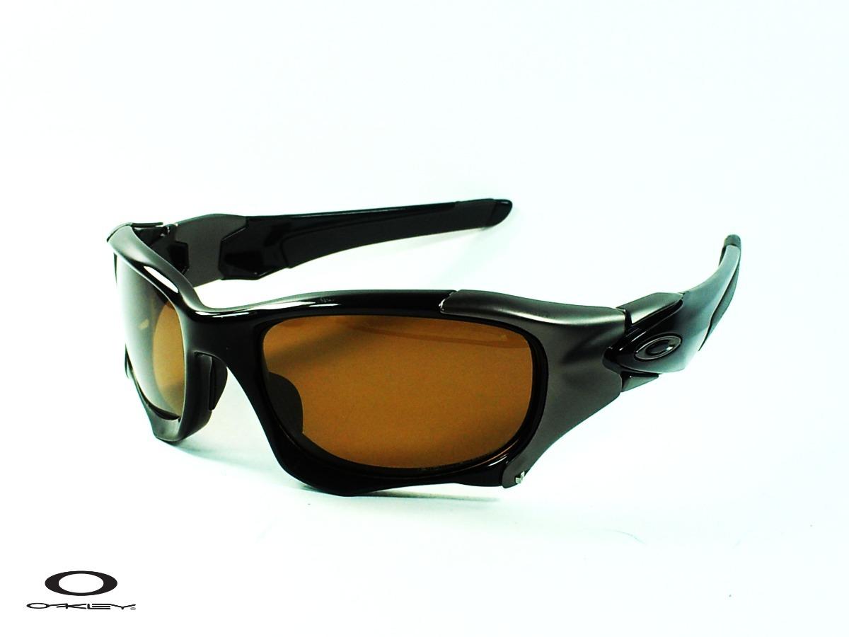 c0f2229e7d9 Gafas Oakley® Pit Boss Ii Polished Vr28 Black Iridium Av0105 ...