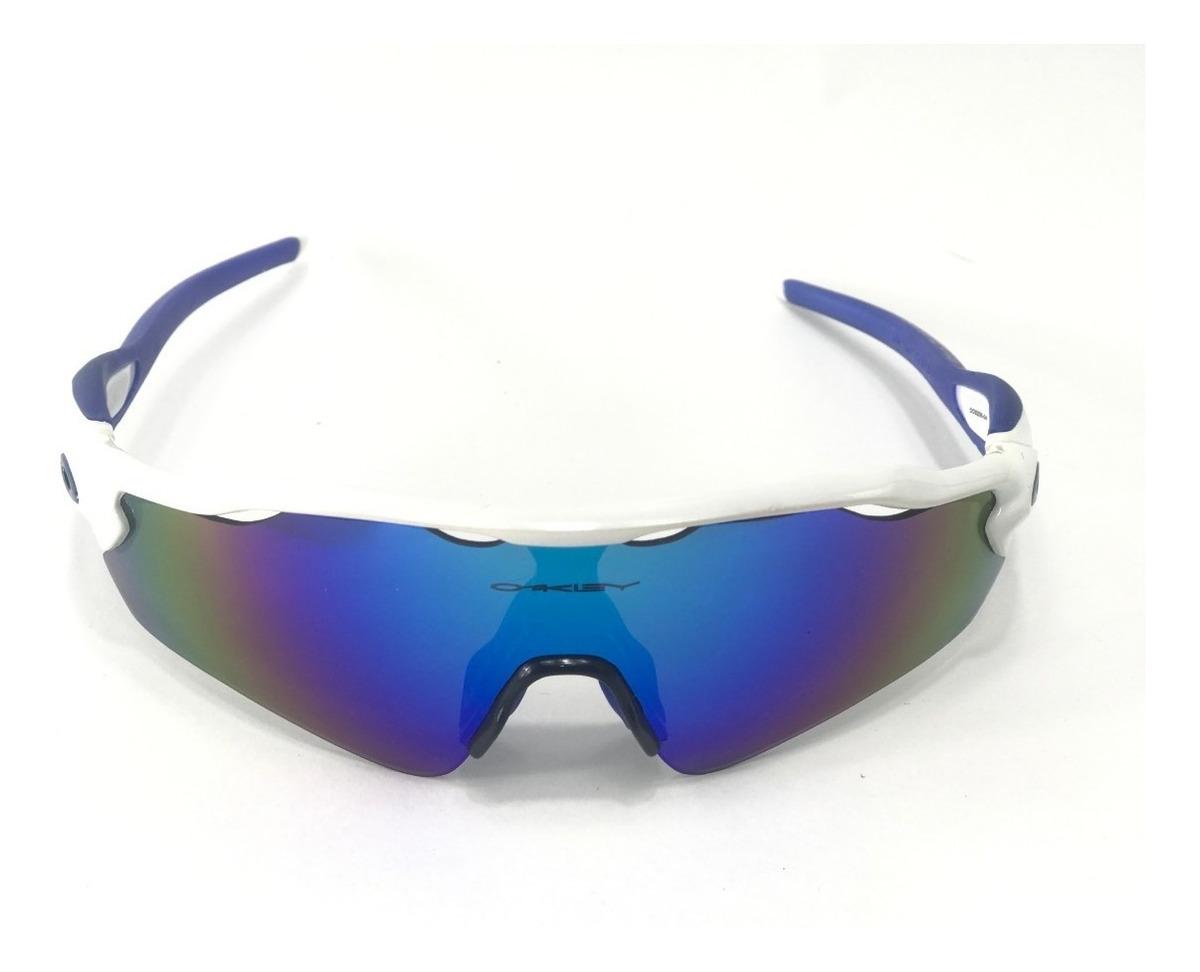 123216eb29 Gafas Oakley Radar Ev 5 En 1 Ciclismo Mtb Estuche - $ 159.990 en ...