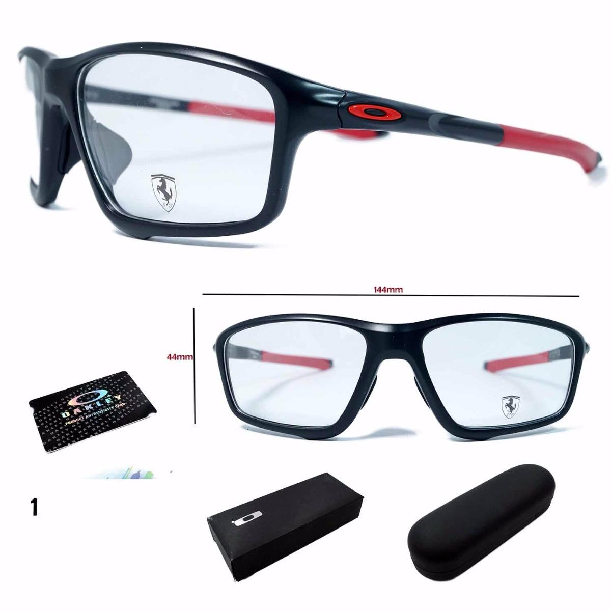 Gafas Okley Montura Oftalmica Lentes Uv400 100% Garantiz - $ 120.000 ...