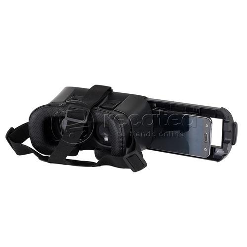 gafas originales vr box 2.0 de realidad virtual aumentada