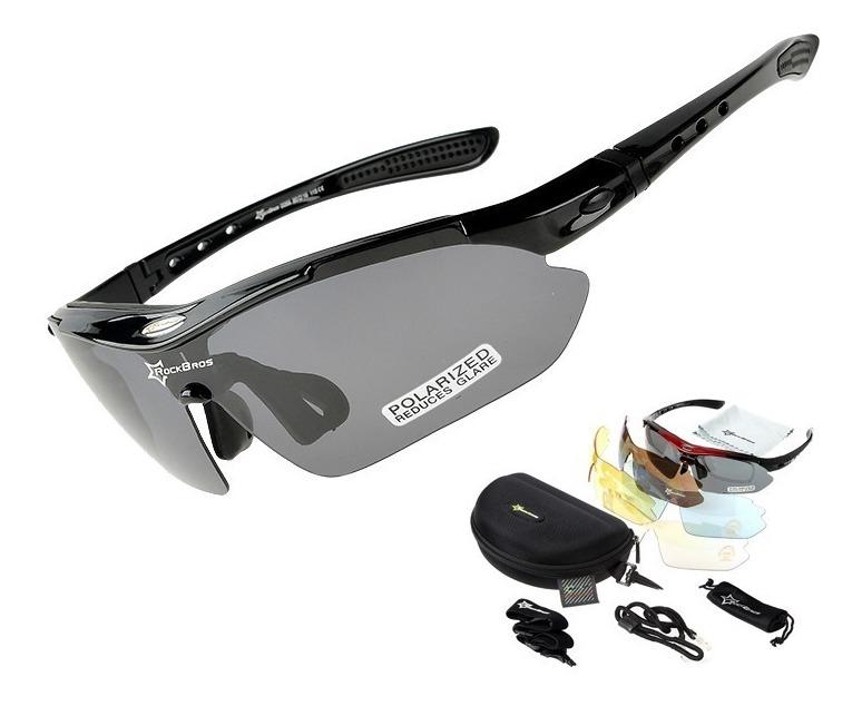 8c9acaf26f Gafas Para Bicicleta Rockbross Ciclismo Uv400 20% Descuento ...