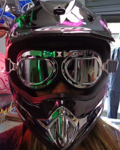 gafas para cascos shopper y motocross