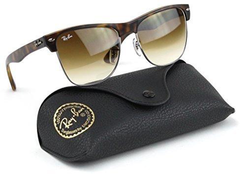 9248a9d0ed Gafas Para Hombre Ray-ban Clubmaster Oversized(shiny Havana ...