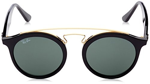 12ebf7457f386 Gafas Para Hombre Ray-ban Injected Unisex Sunglasses - Black ...