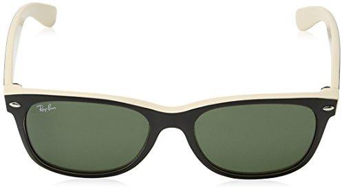 Gafas Para Hombre Ray-ban New Wayfarer - Top Black On Beige ...
