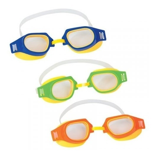 fcd390c2cf Gafas Para Piscina 3 A 6 Años Natación Niños Piscinas Ea - $ 10.710 ...