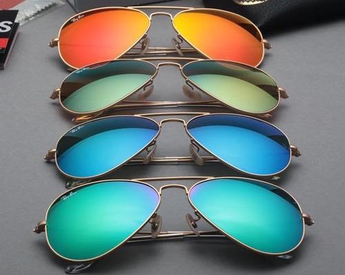 c0f23f2ea6a7b Ray Ban Aviator Colores decoraciondeinterioresweb.es