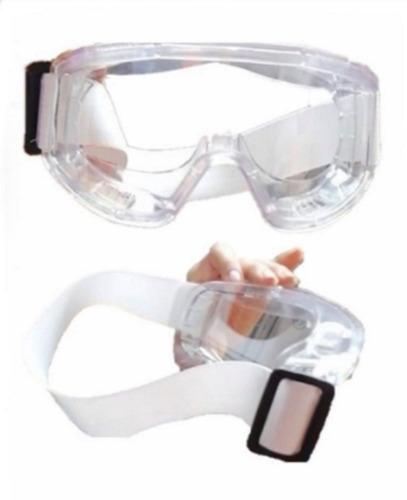 gafas plasticas transparentes