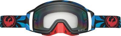 gafas p/nieve dragon nfx2 factor s/marco lente transparente