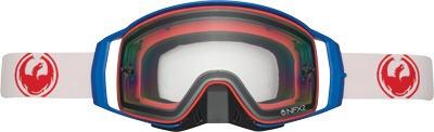 gafas p/nieve dragon nfx2 sólido s/marco lente transparente