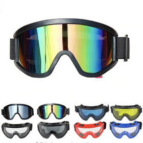 Gafas Polarisadas Motocross Downhill Bmx Mtb Racing Casco