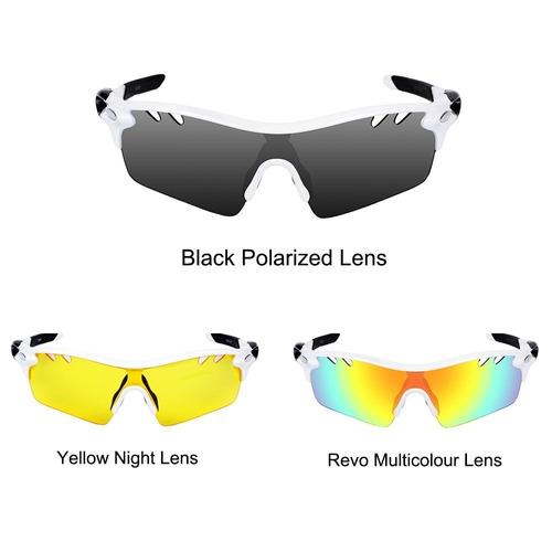 gafas polarizadas de deporte ewin 3 lentes intercambiables