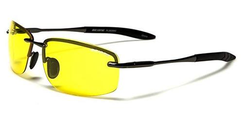 gafas polarizadas filtro uv metalicas hd conducir dia noche