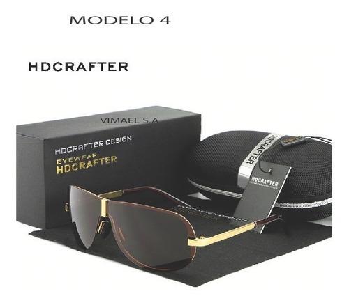 gafas polarizadas marca hdcrafter de hombre m4 25 c/u