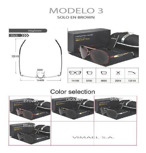 gafas polarizadas marca hdcrafter de mujer 25 c/u