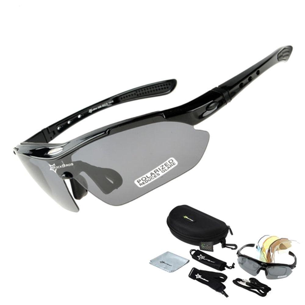 cf63c6b772 Gafas Polarizadas Para Deporte Lentes 5 Micas Y Marco Optico ...