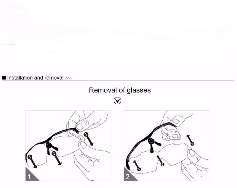 2c8e9d08e0 Gafas Polarizadas Rockbros Para Deportes Al Aire Libre - $ 70.000 en ...