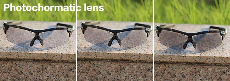 6c41dc8be5 gafas polarizadas y fotocromaticas rockbros con 2 lentes y m. Cargando zoom.