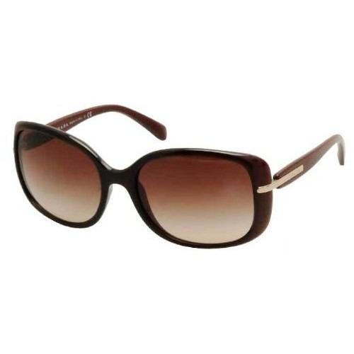 Gafas Prada Pr08os Sunglasses Marco Burdeos Gradiente Rojo ...