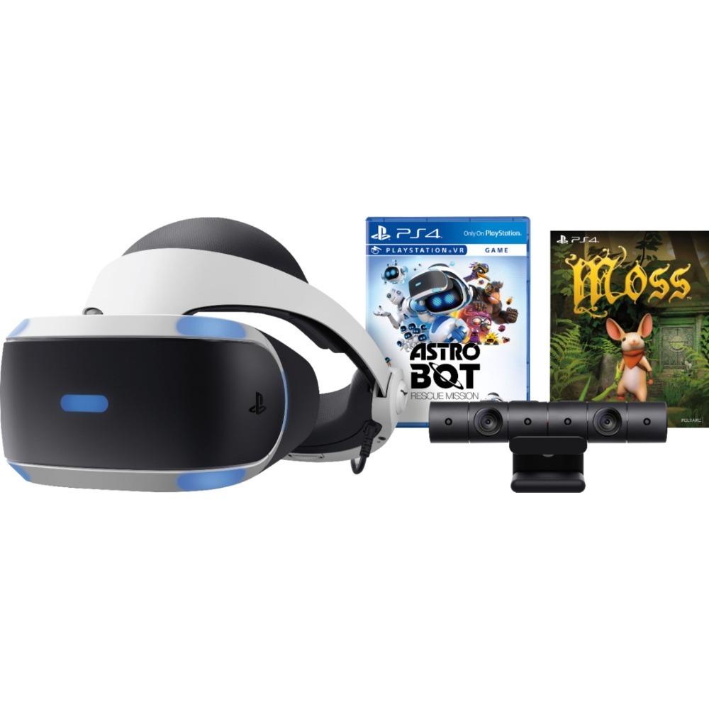 Gafas Ps Vr Ps4 Gen 2 Realidad Virtual 2 Juego Envio Ya 1 299