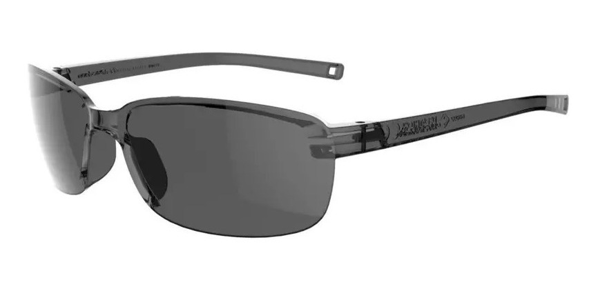 obtener online venta al por mayor elegante y elegante Gafas Quechua De Sol Trekking Mh 100 Negras De Categoría 3