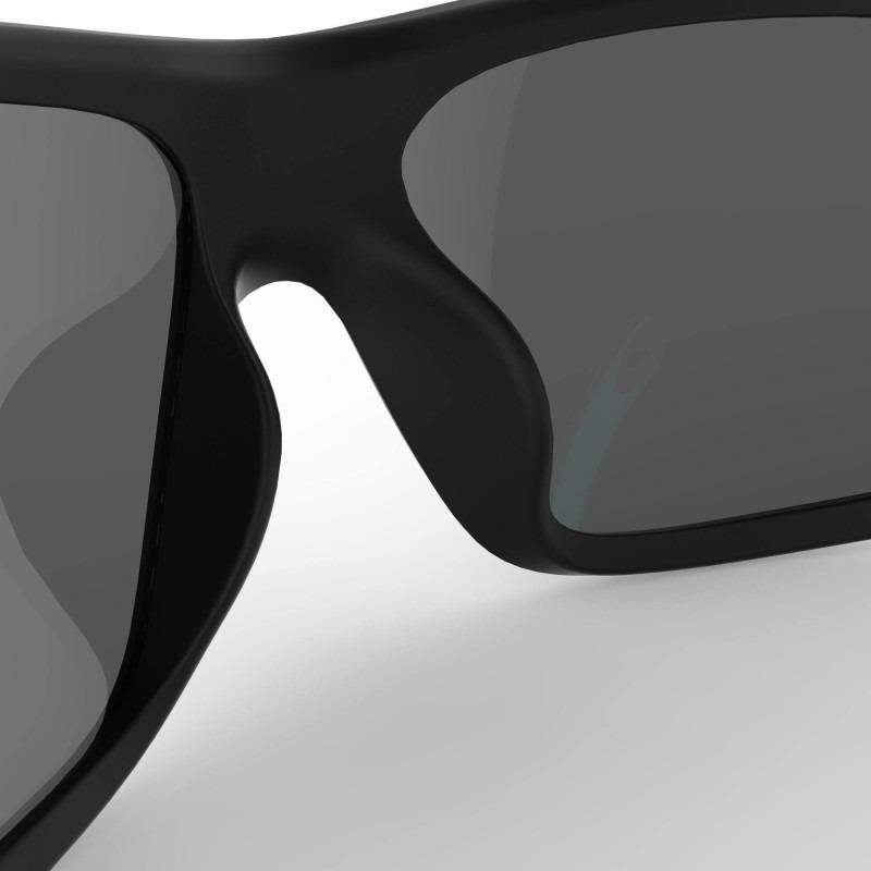 atesorar como una mercancía rara brillo encantador baratas para descuento Gafas Quechua De Sol Tribord 500 Negro Polarizadas Cat 3