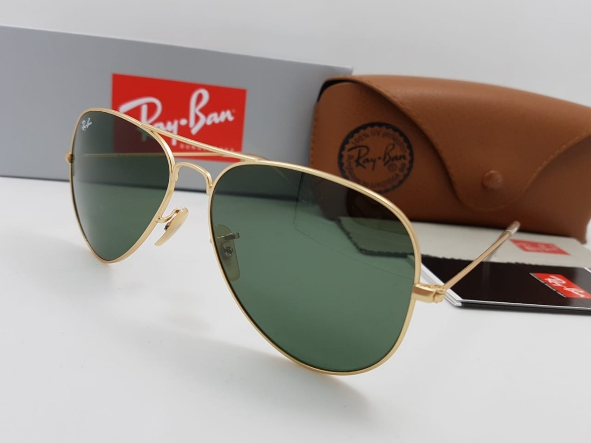 Gafas Ray Ban Aviador Aviator Rb3025 Varios Colores -   155.900 en ... 00c577f138