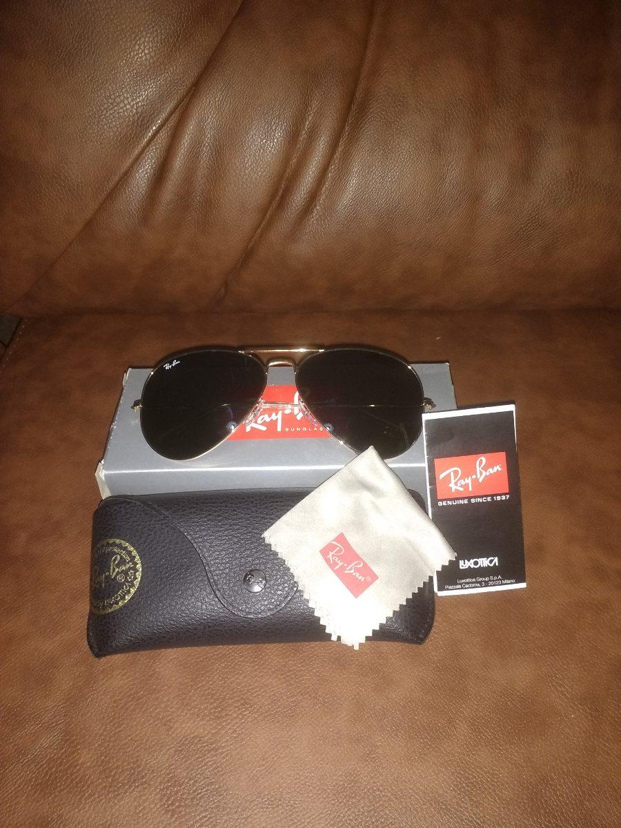 gafas aviator 3025 de ray ban precio
