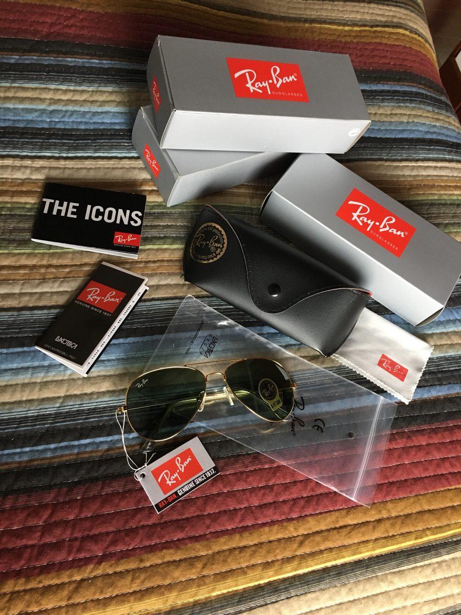 gafas ray ban g15 lens