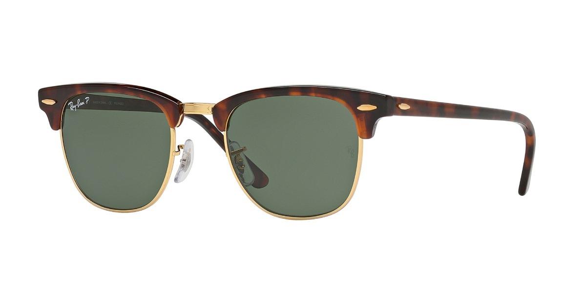 c47cf897ed500 Gafas Ray-ban® Clubmaster Havana Polarizado -   504.000 en Mercado Libre