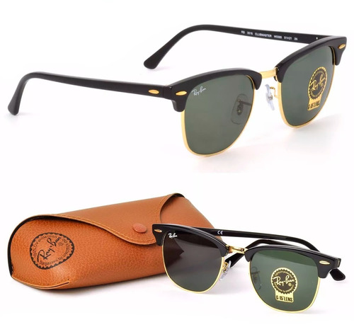 gafas ray ban clubmaster importadas envios todo el pais
