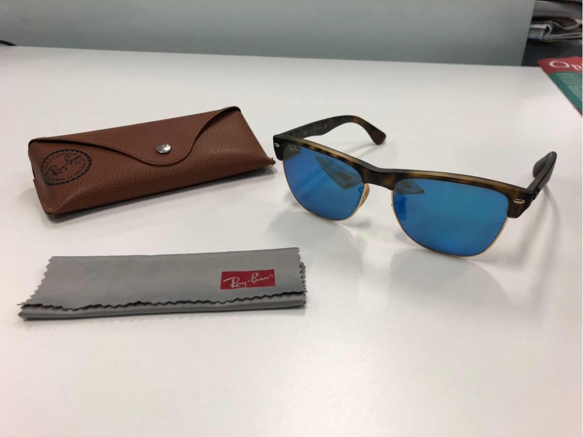 376ac8207d Gafas Ray Ban Clubmaster Originales - $ 250.000 en Mercado Libre